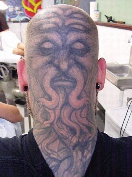 Уголовные татуировки и их значение на зоне, Тюремные