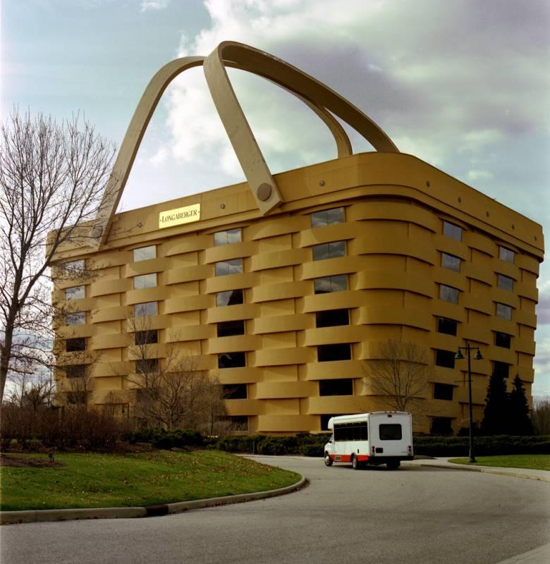 Dünyadan ilginç mimari örnekleri