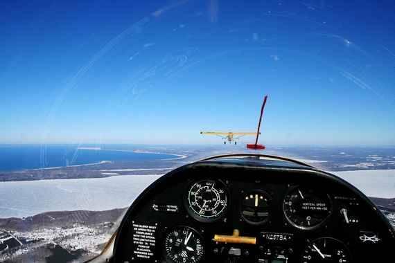Катастрофа самолета глазами пилота
