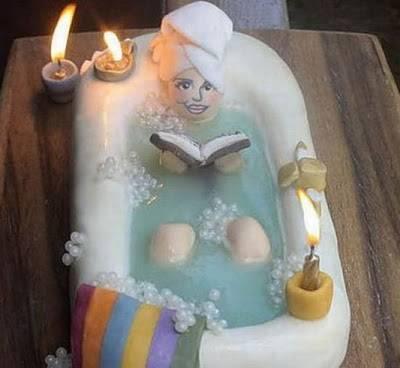 Ilginç doğum günü pastaları