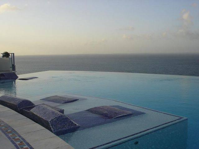 Sonsuzluk havuzlar - Invisible edge pool ...