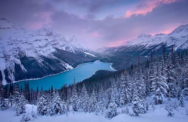 Mark adamus tan birbirinden güzel kış fotoğrafları