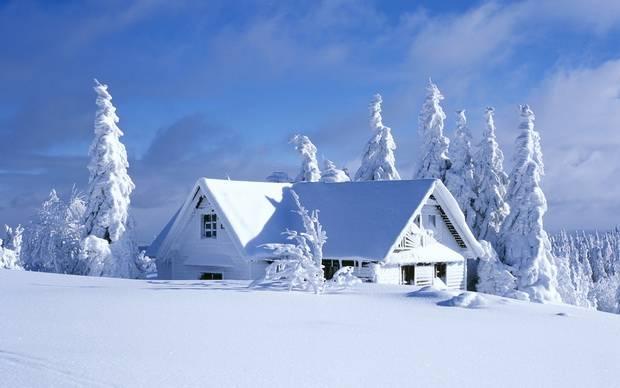 kar fotograflari 05 - Hayallerinizi veya olmak istediğiniz yeri, anı anlatan bir resim paylaşın