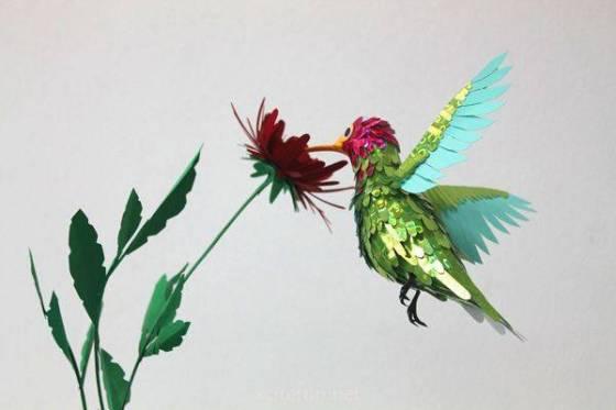 Kağıttan kuşlar